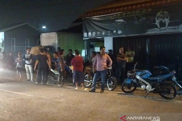 Polrestabes Medan amankan sejumlah orang terkait bentrok dua OKP