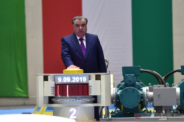 Tajikistan strives to become regional electricity exporter