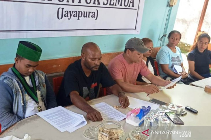 NGO in Papua facilitates victims of  violence to report incidents