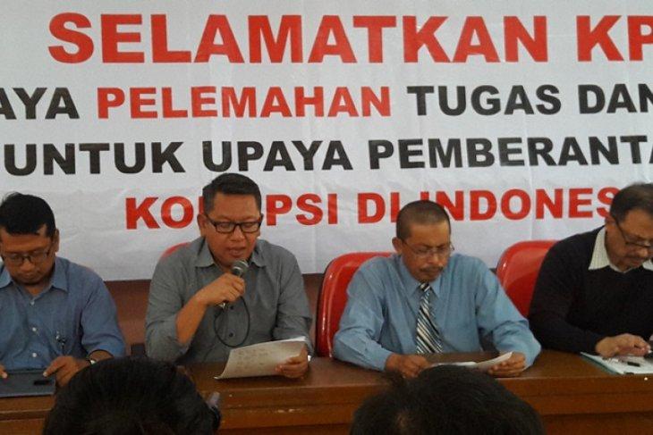 UII: DPR harus batalkan revisi UU KPK