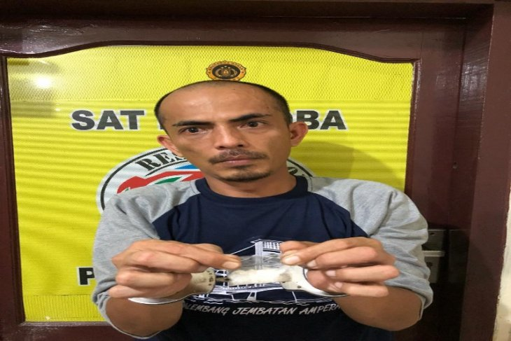 Gencar berantas narkoba, Polres Binjai tangkap pemilik sabu sabu