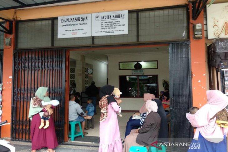 Warga keluhkan minimnya praktek dokter spesialis anak di Takengon