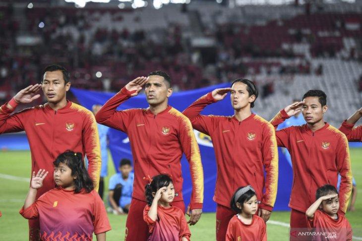 Timnas Indonesia menyerah 0-3 dari Thailand
