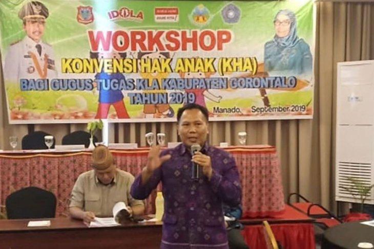 Pemkab Gorontalo undang Pemkot Denpasar terkait keberhasilan KLA