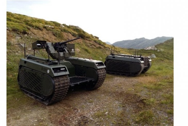 Milrem Robotics introduces the new generation multi-purpose unmanned ground vehicle