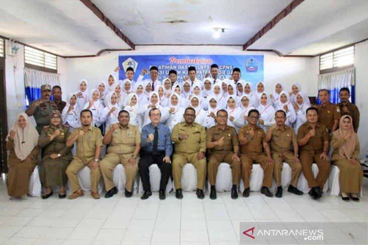 Wakil Bupati Aceh Utara minta CPNS tingkatkan kompetensi
