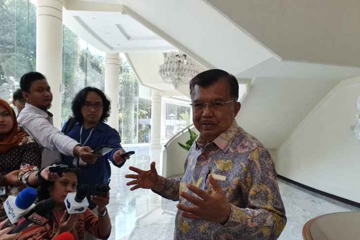 Revision of KPK Law to boost its performance: VP Kalla