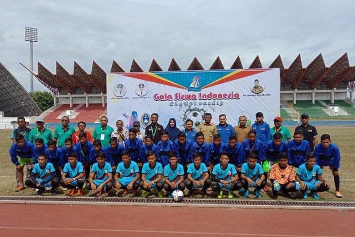 13 tim berlaga di Gala Siswa Indonesia tingkat Provinsi Aceh
