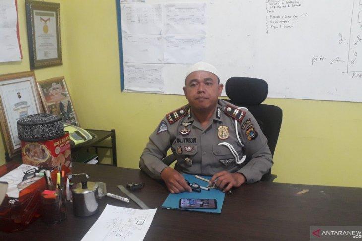 Polres Bangka Tengah lakukan tindak tilang 568 kendaraan