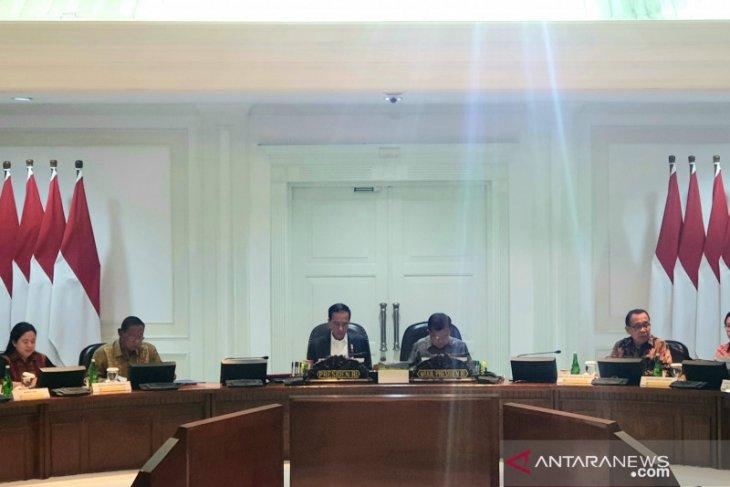 Jokowi pimpin rapat bahas ekosistem investasi setiap dua hari