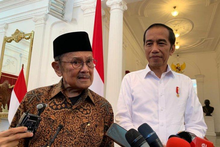 BJ Habibie wafat, Habibienomic warisan penting untuk bangsa Indonesia