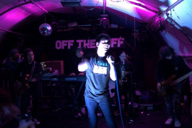 Band D'Masiv mengebrak Kota London