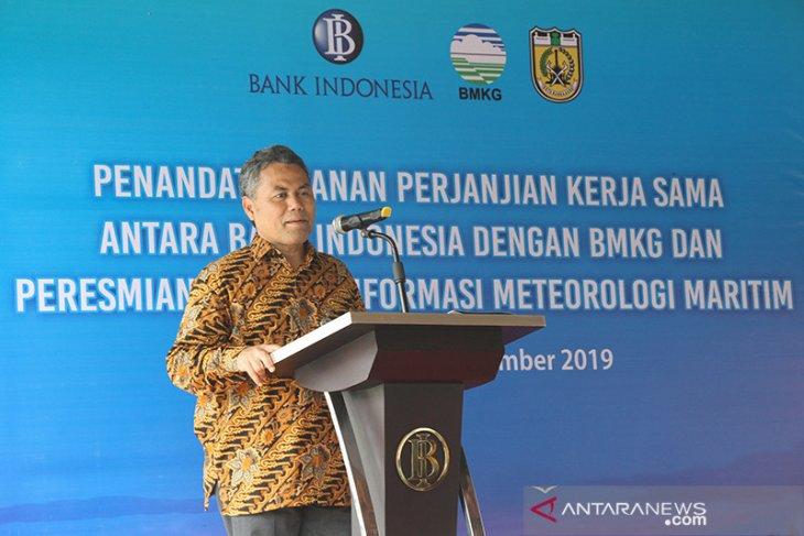 Bank Indonesia salurkan display informasi kelautan untuk  nelayan