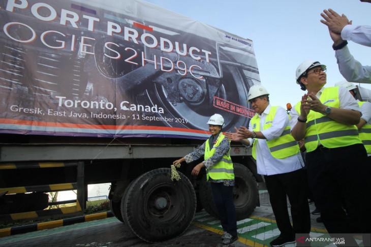 Barata Indonesia perpanjang kerja sama ekspor komponen kereta ke Amerika