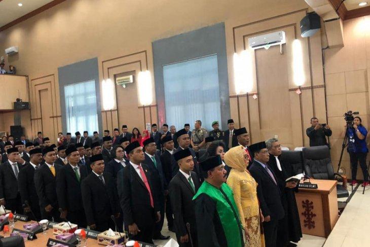 Richard  anggota DPRD Ambon baru dinilai energik dan kritis