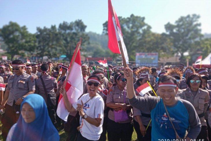 Papua Terkini - Warga berbagai suku dukung Deklarasi Damai Manokwari
