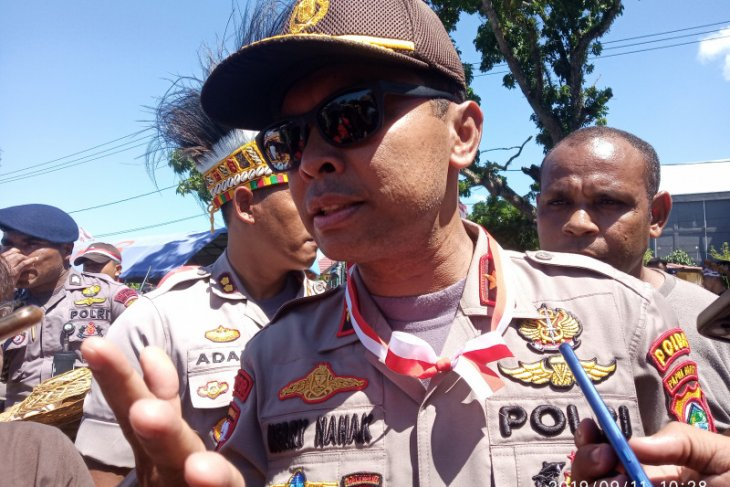 Police chase down 12 persons wanted in West Papua unrest