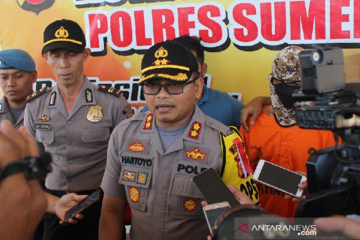 Polisi tangkap pemeran dan penyebar video asusila pasangan selingkuh di Sumedang