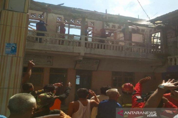 Ini jumlah kerugian bencana di Sukabumi selama Agustus 2019