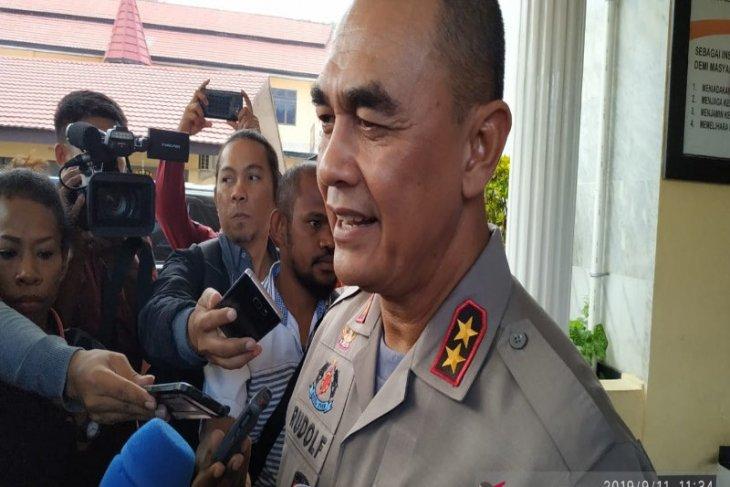 Buchtar Tabuni ditangkap dan ditetapkan tersangka