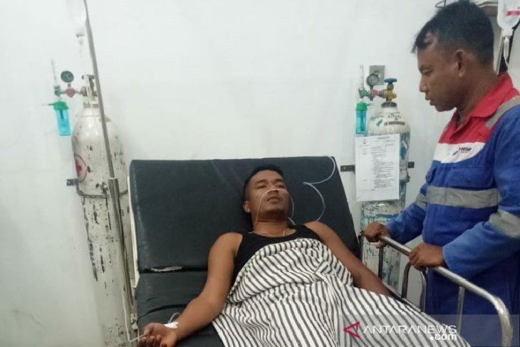 Kapal Pertamina tenggelam di Belawan, nakhoda tewas, 3 ABK luka-luka