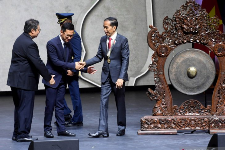 Menakar daya saing industri dalam besutan Jokowi-JK