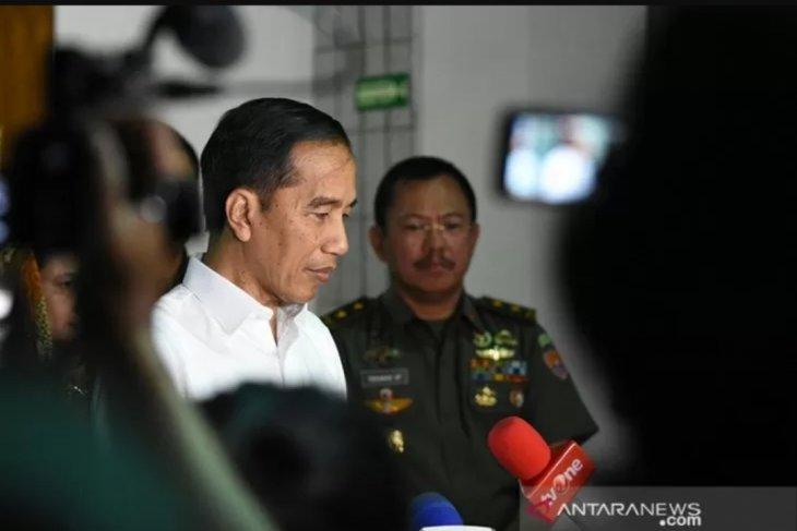 Presiden Jokowi: BJ Habibie negarawan yang patut dicontoh