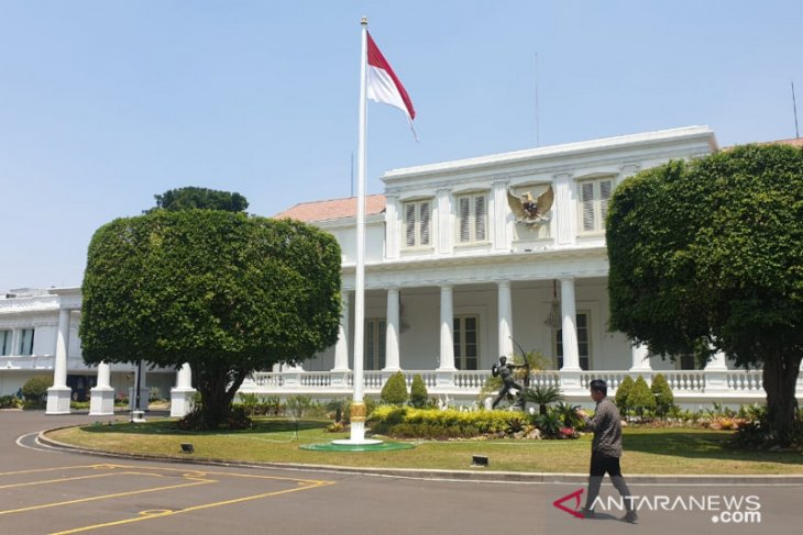Presiden Jokowi silaturahim dengan tokoh muda Papua inspiratif