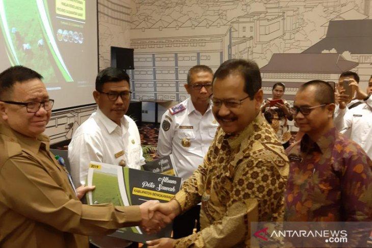 Kementerian ATR ekspose hasil integrasi data lahan sawah di Kalimantan Barat