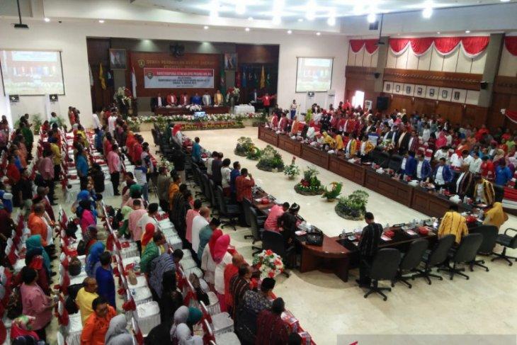Penyusunan rancangan APBD Perubahan Maluku  2019 realistis