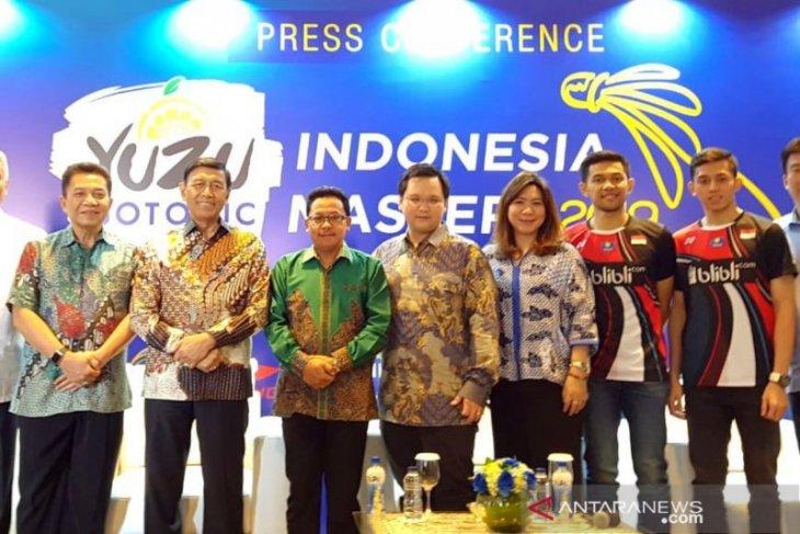 Malang tuan rumah turnamen Indonesia Masters 2019