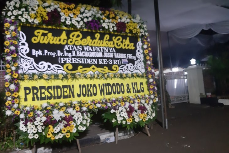 Presiden:  Negara akan berikan penghormatan besar kepada BJ Habibie