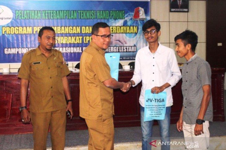 Pemkab Nagan Raya latih pemuda berwirausaha mandiri