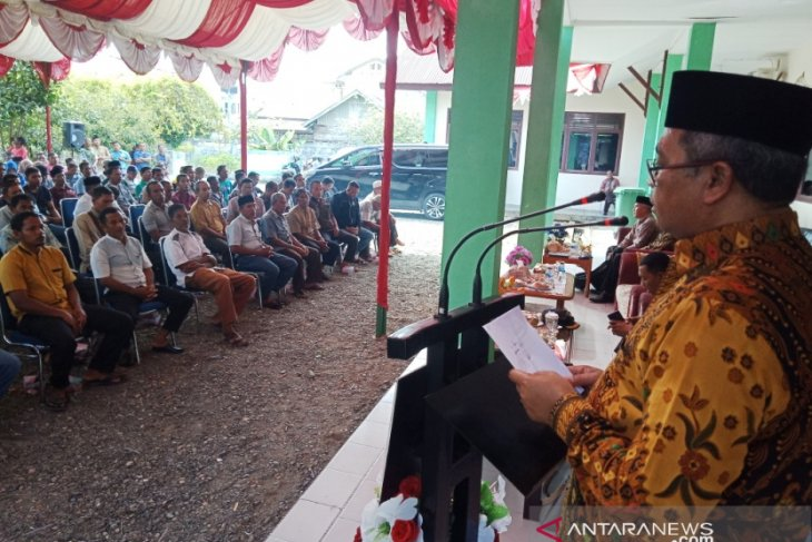 Bupati Aceh Barat pimpin doa bersama untuk Presiden  BJ Habibie