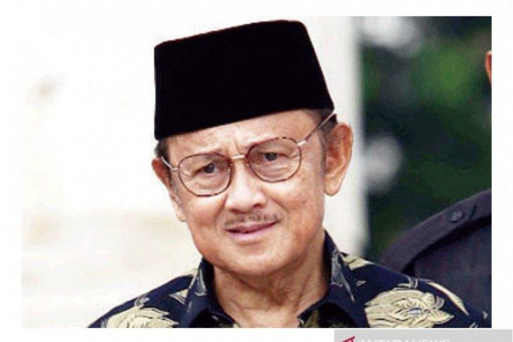 IMA:  BJ Habibie bawa Indonesia masuk gerbang teknologi