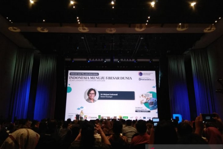Sri Mulyani recalls six prerequisites to emerging as developed nation