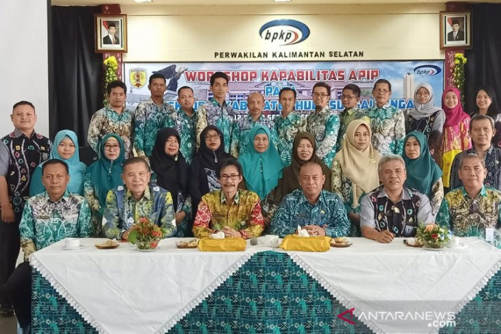 APIP HST Ikuti Workshop Kapabilitas