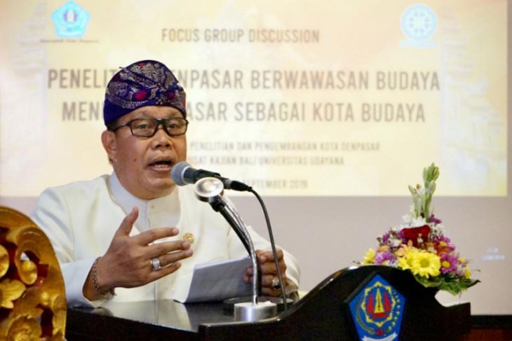 Pemkot Denpasar adakan FGD kota berwawasan budaya