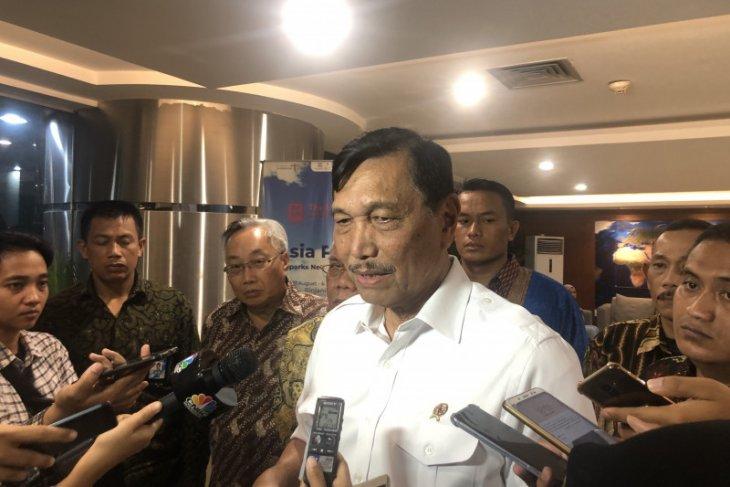 Luhut mengajak Kadin AS kerja sama tingkatkan ekspor Indonesia