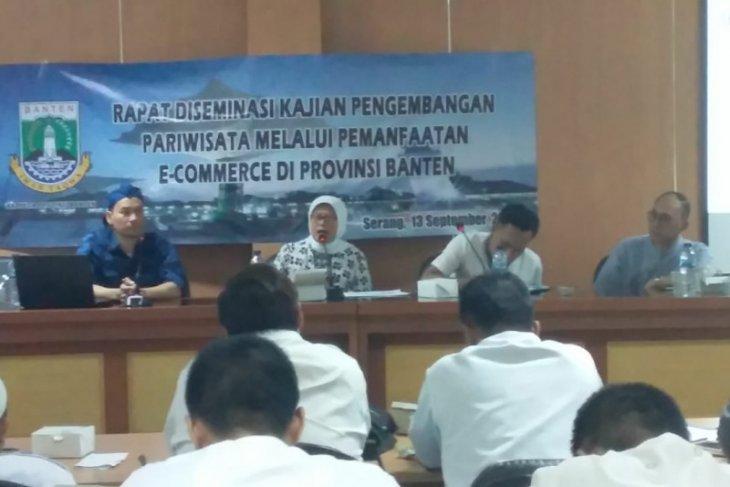 Banten kembangkan pariwisata melalui e-commerce