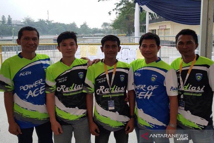 Dua atlet balap motor Aceh lolos PON Papua