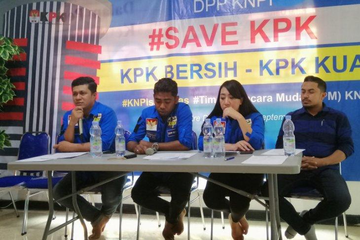 KNPI: Dewan pengawas diperlukan untuk awasi kinerja KPK