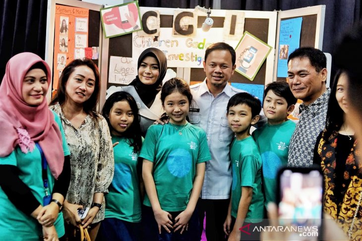Bima Arya ajak pelajar kelola sampah di Kota Bogor