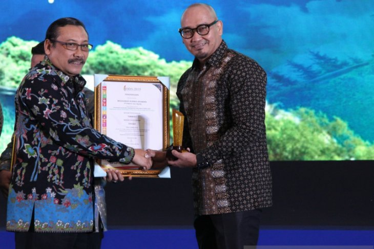 KIDECO Terbaik Di Ajang Indonesia Sustainable Development Award (ISDA) 2019