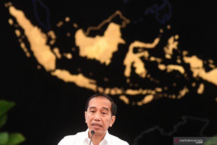 Presiden tidak setuju empat usulan DPR dalam RUU KPK