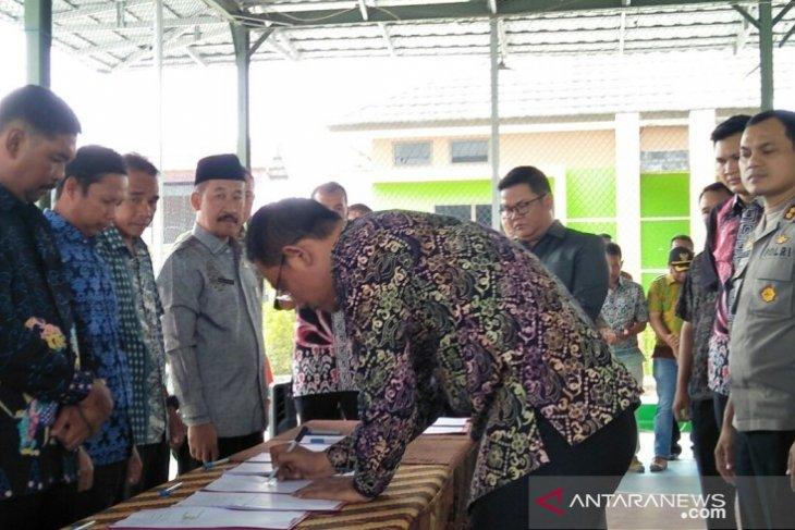 Pemdes se-Kabupaten Bangka Selatan dan Kejari lanjutkan Mou
