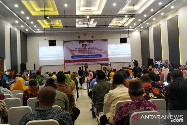 624 pejabat pemda ikuti Sarasehan Nasional Kependudukan