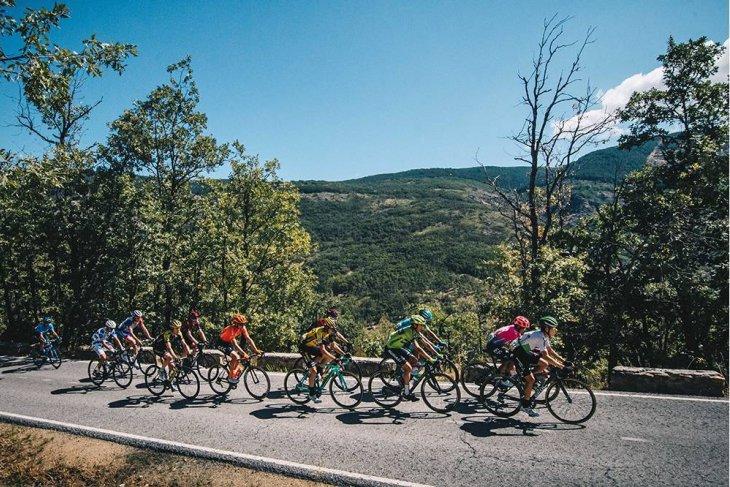 Higuita juara etape 18 balap sepeda Vuelta