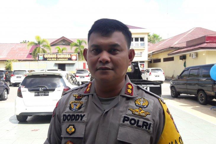 Polres Langkat tangkap 20 pelaku perjudian