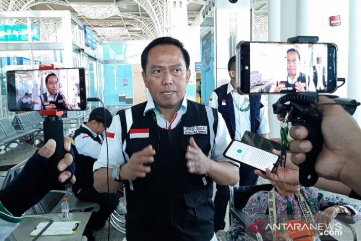14 September, empat kloter jamaah Indonesia terakhir segera tinggalkan Tanah Suci